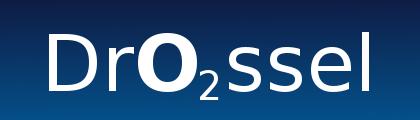 Ein Spoof einer O2-Werbung mit dem Text: DrO2ssel
